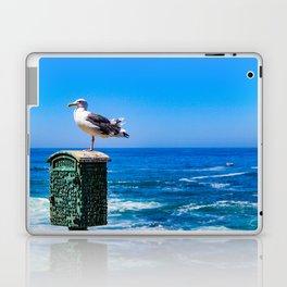 Seagull Lifeguard Laptop & iPad Skin
