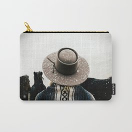 Fancy Seeing You Here Carry-All Pouch