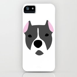 My dog, Gia iPhone Case