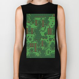 Gamers Have Hearts - The Lost Link Biker Tank