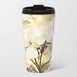 Dogwood in bloom Travel Mug