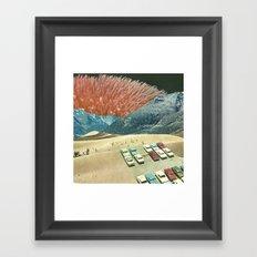 Northern stories Framed Art Print