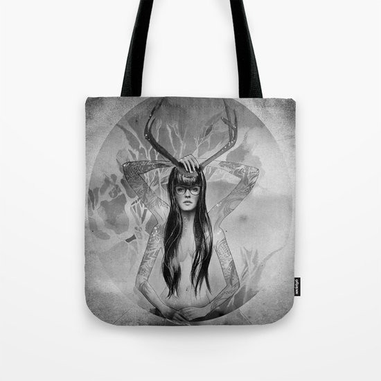 Through the Gate 2 of 2 Tote Bag