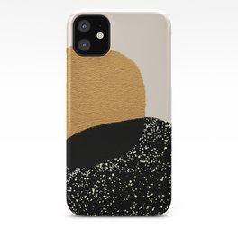 Gold Sun Going iPhone Case