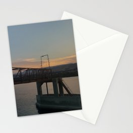 Columbia riverside Stationery Cards
