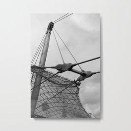 stahlmonumente I Metal Print