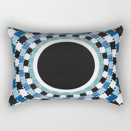 Black Hole Sun Rectangular Pillow