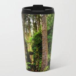Mystical Forest Travel Mug
