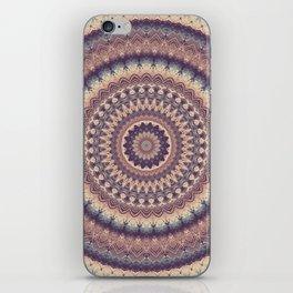 Mandala 512 iPhone Skin