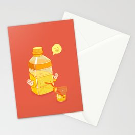 REFILLING Stationery Cards