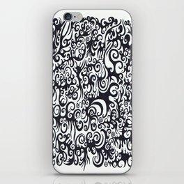nt014 iPhone Skin