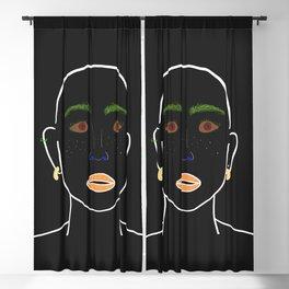Fruity Judy Blackout Curtain