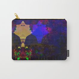 Kiss of a Glitch Carry-All Pouch