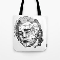 matty healy Tote Bags featuring Matty by latiife
