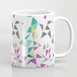 watercolor geometry Coffee Mug