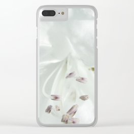 Lilies I -picture 3 Clear iPhone Case