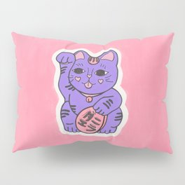 Manekineko 2 Pillow Sham