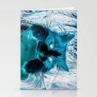 matrix Stationery Cards featuring Matrix by Travis Hess