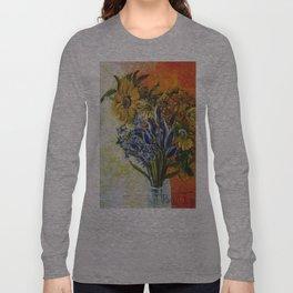 BIRU - BLUE Long Sleeve T-shirt