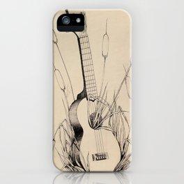 Ukulele iPhone Case