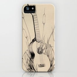 Ukulele iPhone Case