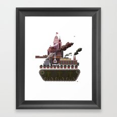 Military-Industrial Complex Framed Art Print