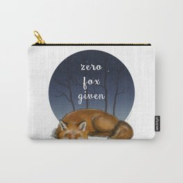 zero fox given! Carry-All Pouch