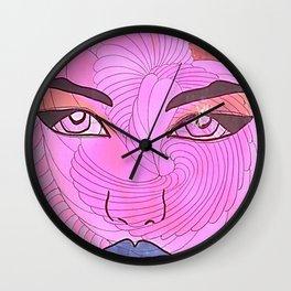 SOL 26 Wall Clock