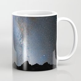 Milky Way Galaxy Night Sky Coffee Mug