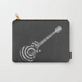 Born to be Wylde Carry-All Pouch