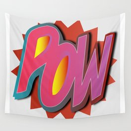 POW Wall Tapestry