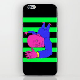 The Green Stairs iPhone Skin
