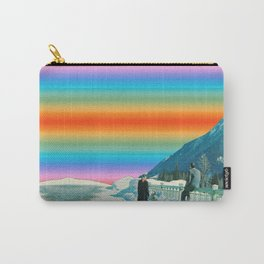 Colors sky Carry-All Pouch