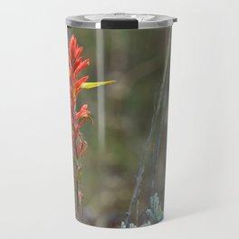 Lone Indian Paintbrush Travel Mug