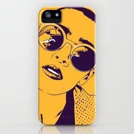 F. W. 01 iPhone Case