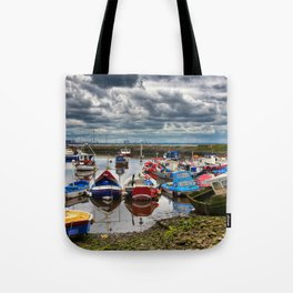 The Fishing Fleet Tote Bag