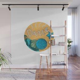 Dance Charm Wall Mural