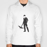 daryl dixon Hoodies featuring Daryl by the minimalist