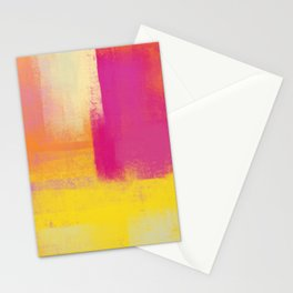 Expression number 4 Stationery Cards