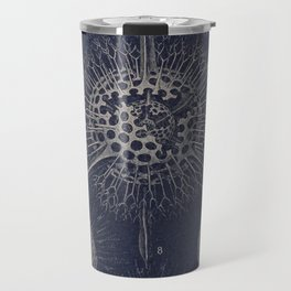 Vintage Radiolaria Diagram Travel Mug