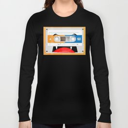 The cassette tape Vampire Long Sleeve T-shirt