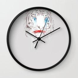 Animalfree circuses - Tiger Wall Clock