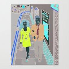 Neverwhere Canvas Print