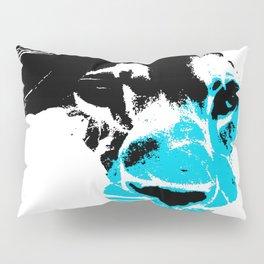 Lion Heart Africa Aqua Blue Pillow Sham