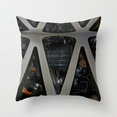 Tech Throw Pillow