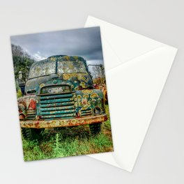 Moldy Old Truck. Stationery Cards