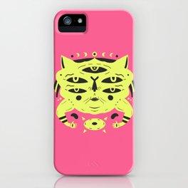 Sand Cat iPhone Case