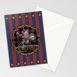 Puppet bear Stationery Cards