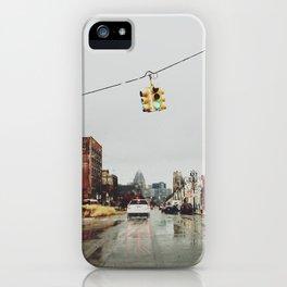 Gratiot Ave - Detroit, MI iPhone Case