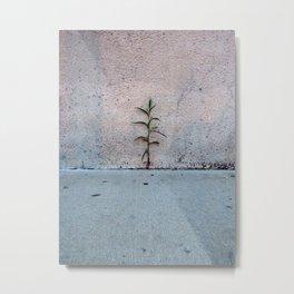 """""""Super Weed"""" Metal Print"""